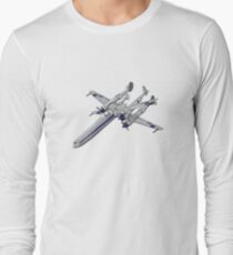 X Plane Long Sleeve T-Shirt