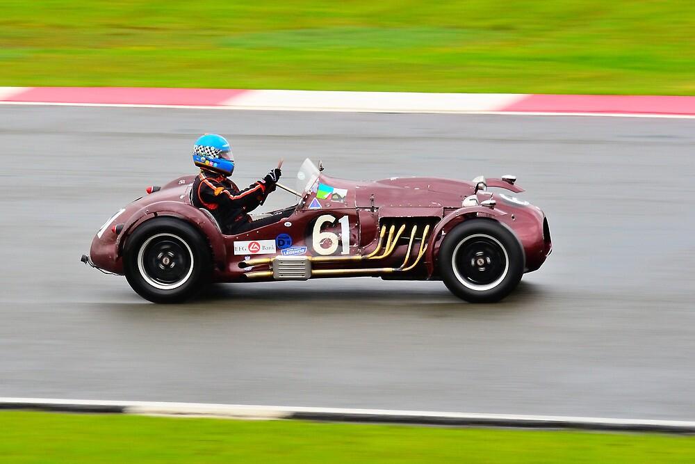 Cooper Bristol No 61 by Willie Jackson