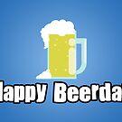 Happy Beerday by StevePaulMyers