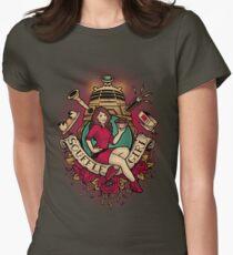 Souffle' Girl Women's Fitted T-Shirt