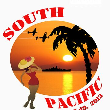 SMT - South Pacific 2013 Official Merchandise by SMTStore