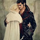 ~ Captain Swan ~  by Sarah  Mac