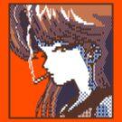 Smoke (Orange) by vgjunk