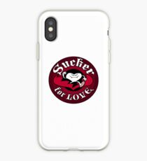 Sucker For Love Too iPhone Case