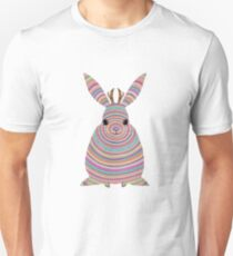 Colourful Jackalope Unisex T-Shirt