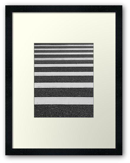 Crosswalk by William Fehr
