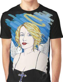 Angel  Graphic T-Shirt