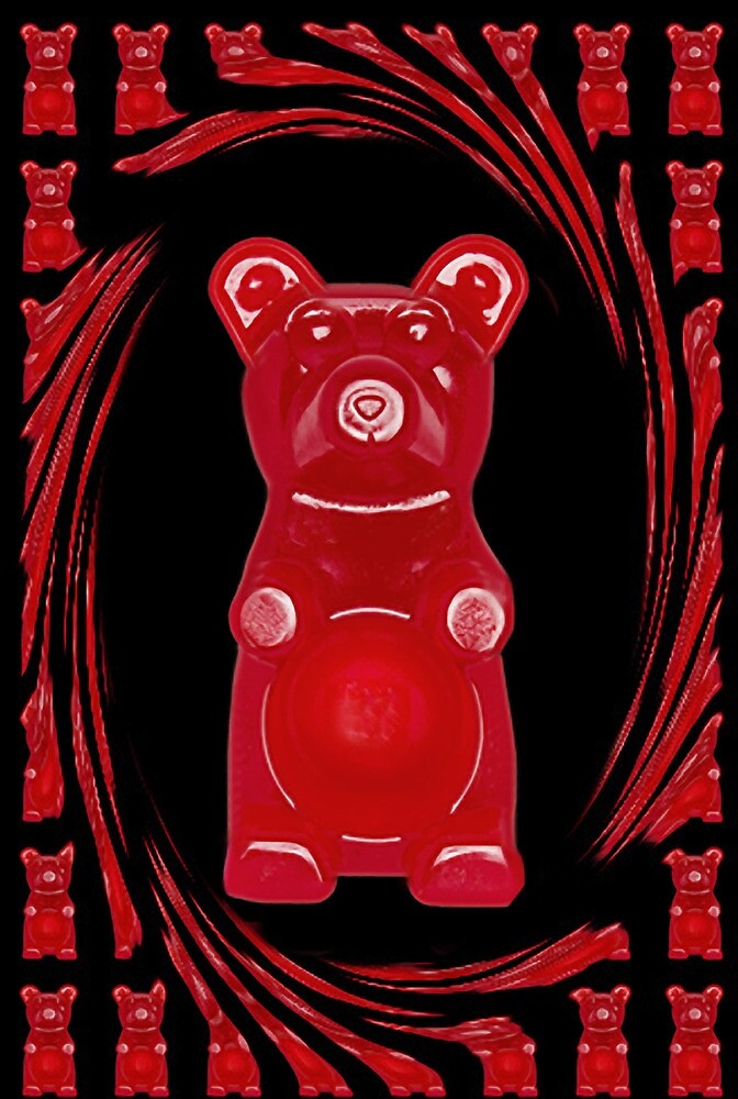 ❤‿❤ GUMMY BEAR PICTURE/CARD✾◕‿◕✾ by ✿✿ Bonita ✿✿ ђєℓℓσ