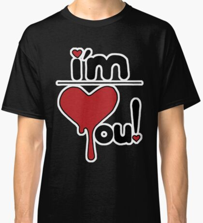 i'm over you! Classic T-Shirt