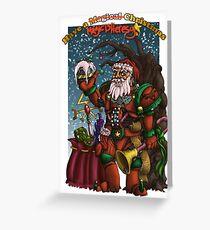 Christmas is Heresy Greeting Card