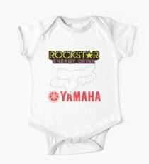 Rockstar Energy Yamaha Fox Racing One Piece - Short Sleeve