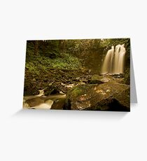 Majestic Falls Greeting Card