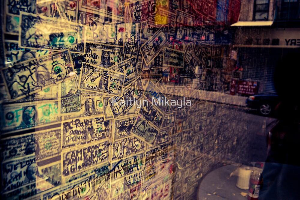 Chinatown Window by Kaitlyn Mikayla