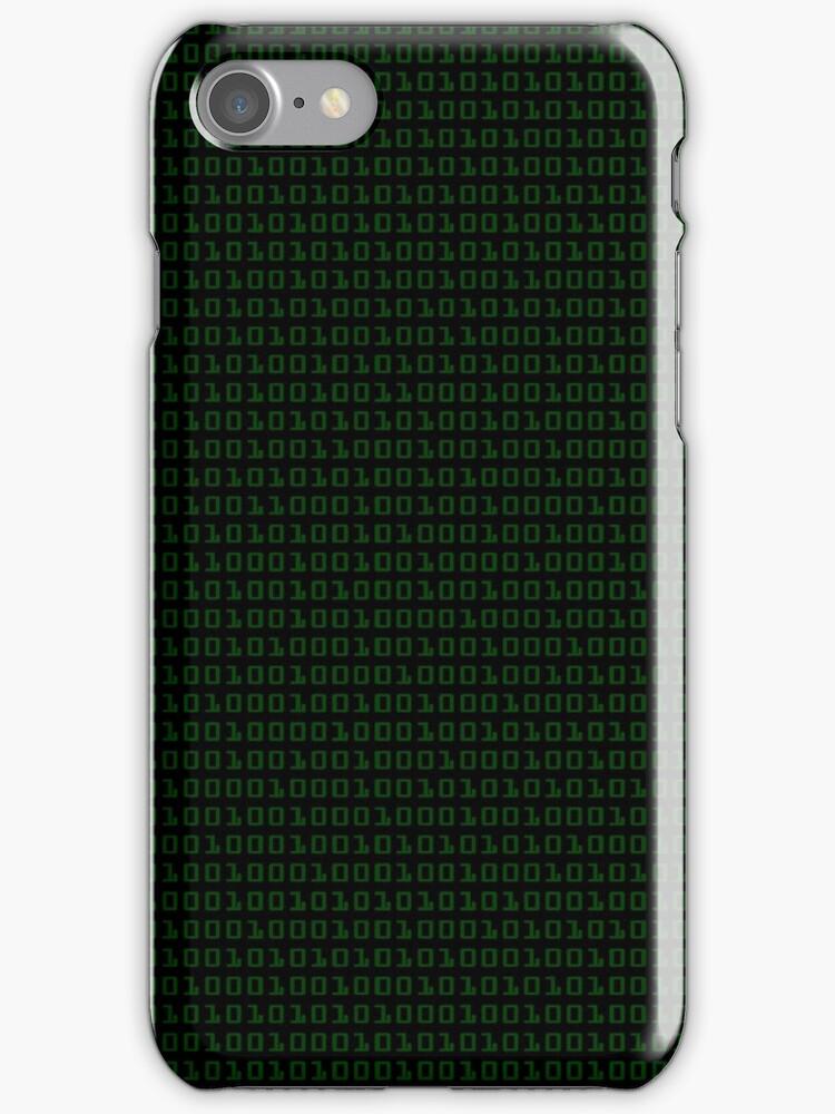Binary (black background) by ZeroZone
