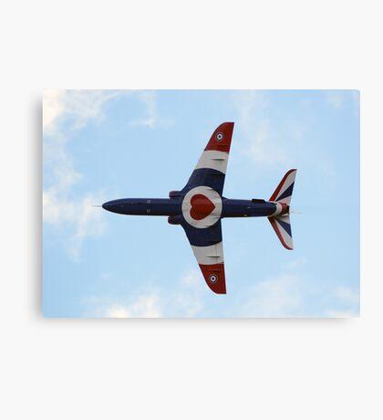 BAE Hawk T1A XX278 Canvas Print