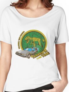 Travel in Time Women's Relaxed Fit T-Shirt