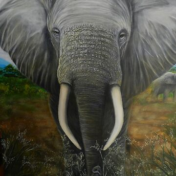 Elephant by Luvlee