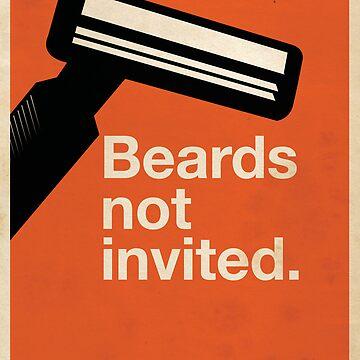 Beards Not Invited: Razor by OddFix
