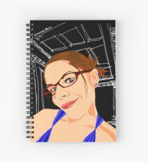 Lynsye Spiral Notebook