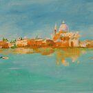 Views of Venice by Linda Ridpath