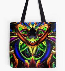 Rings of Illumination #2 Tote Bag