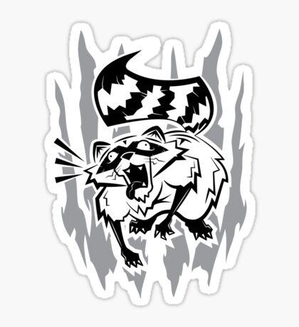 Rabid Sticker