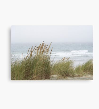 Wind in the Grasses Canvas Print