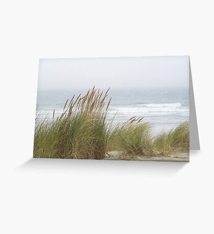 Wind in the Grasses Greeting Card