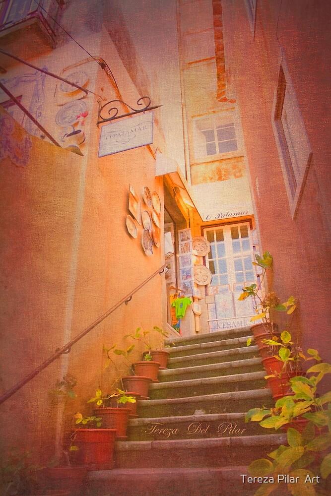 steps to the light by terezadelpilar ~ art & architecture