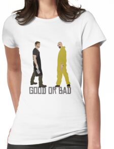 Good or Bad? Womens Fitted T-Shirt