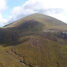 Slieve Donard-Northern Ireland's Highest Mountain by DES PALMER