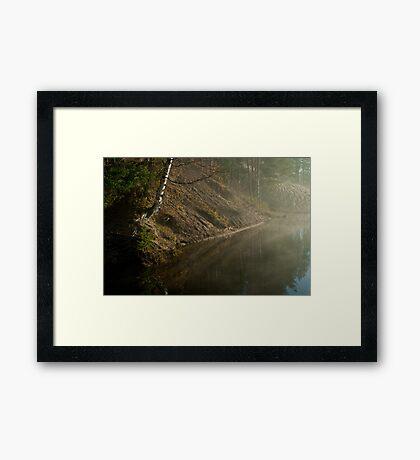 Sandkammen Framed Print
