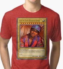 Lil B the based god. Tri-blend T-Shirt