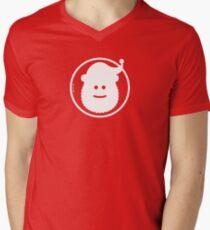 Santa Claus Avatar Mens V-Neck T-Shirt