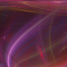 Purple And Pink Currents by pjwuebker