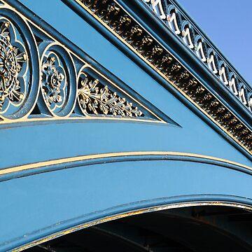 Trent Bridge of Nottingham by chrisb27