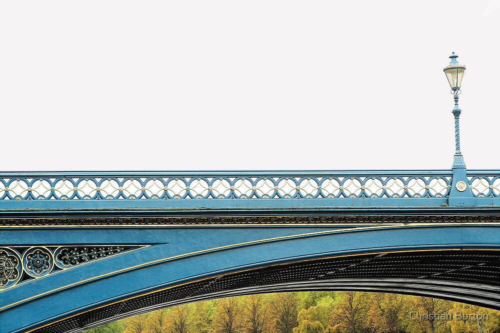Nottingham's Bridge by Christian Burton
