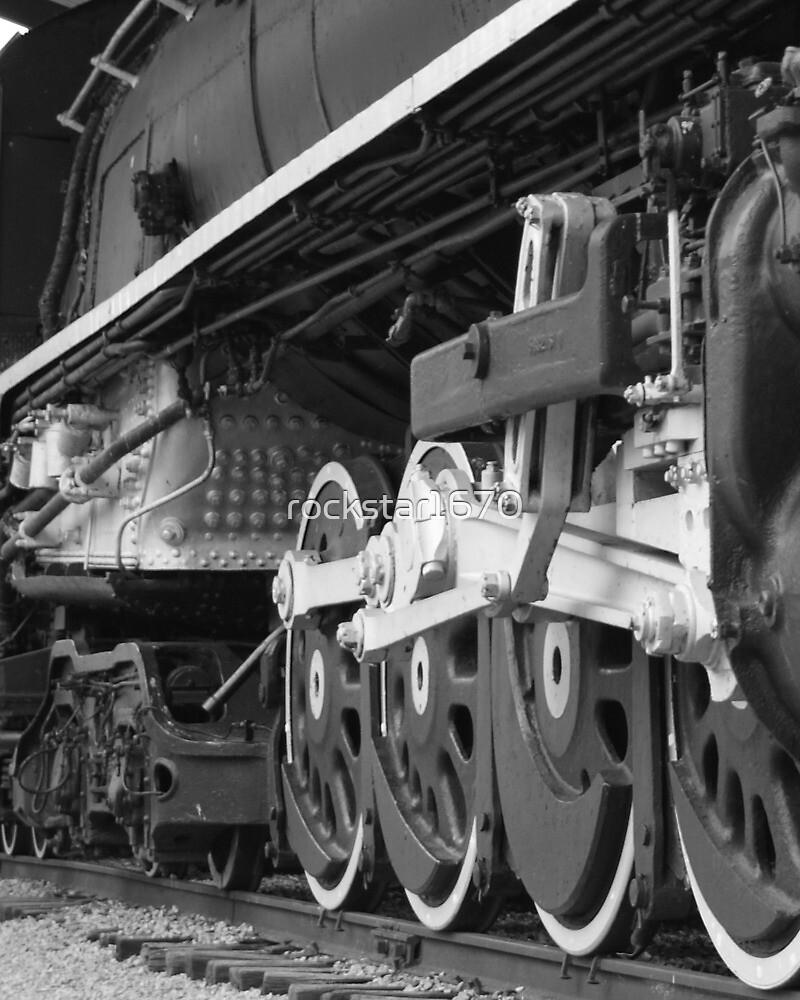 Train by rockstar1670