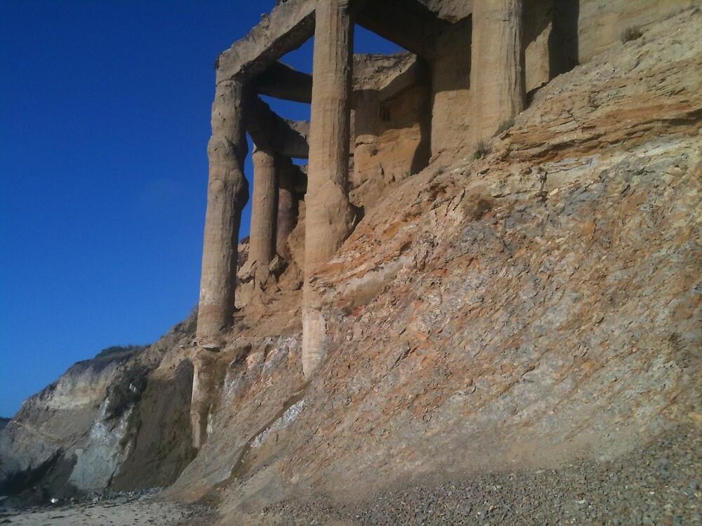 Almost like Greece by Mary Jane Harmless