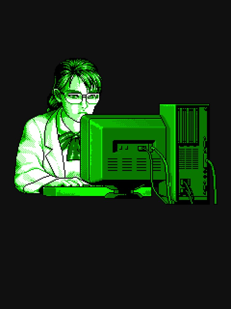Research (Green) by vgjunk