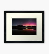Aurora Australis Framed Print