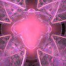 Many Pink Swirls by pjwuebker