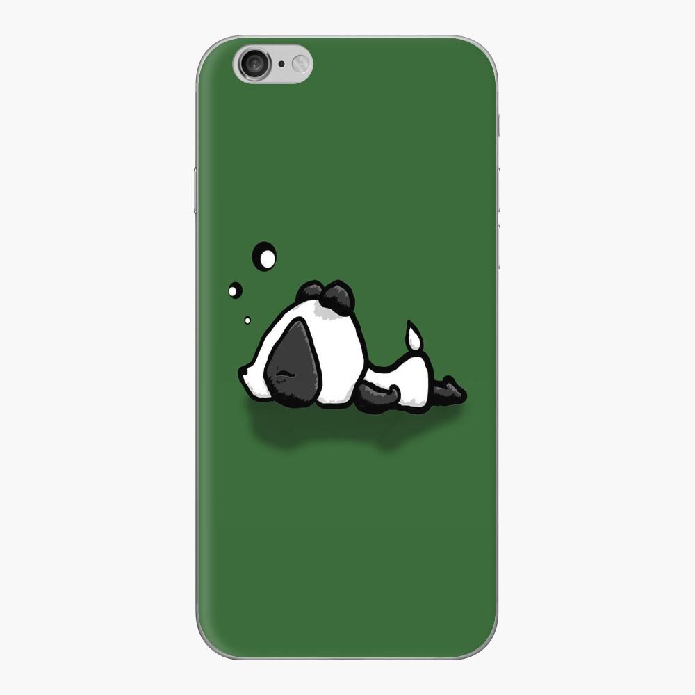 Sleeping Panda iPhone Klebefolie