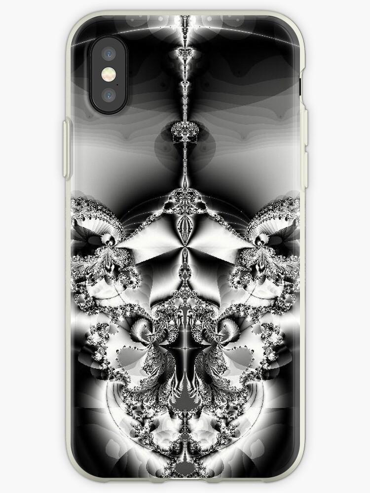 Elegant Silver Chandelier by pjwuebker