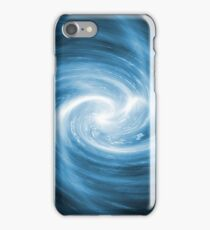 Down The Drain Abstract iPhone Case/Skin