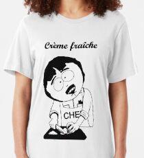 Creme Fraiche South park Slim Fit T-Shirt