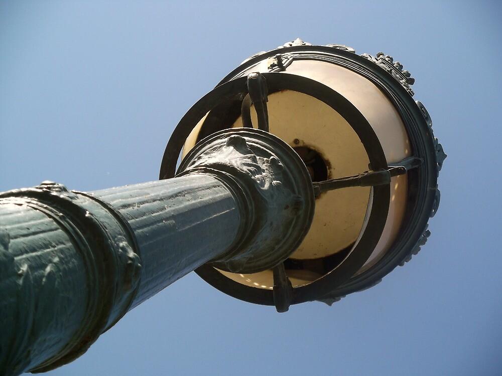 lamp post  by stelhope