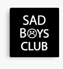 Sad Boys Club {FULL} Canvas Print