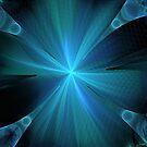 Blue Jellyfish by pjwuebker