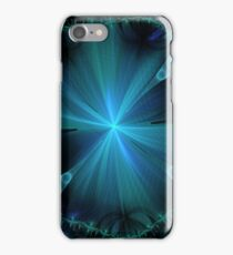 Blue Jellyfish iPhone Case/Skin